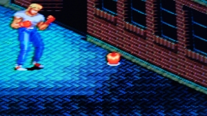 Streets of Rage 2 Apple
