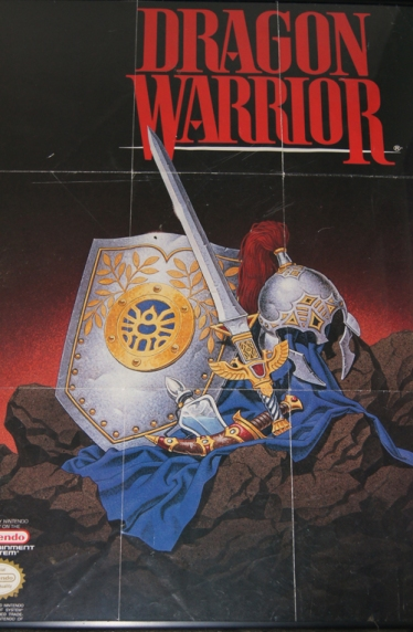 Dragon Warrior Poster