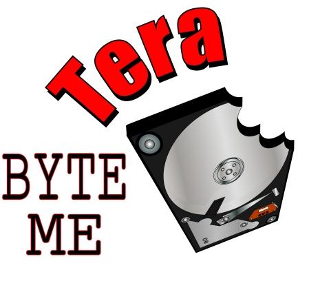 Tera Byte Me