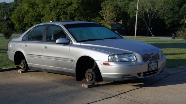 Sadie Minus Tires
