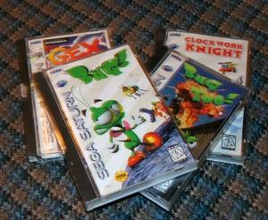 Saturn Games
