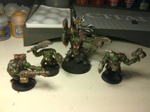 Orks Mob