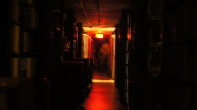 Second floor ghost