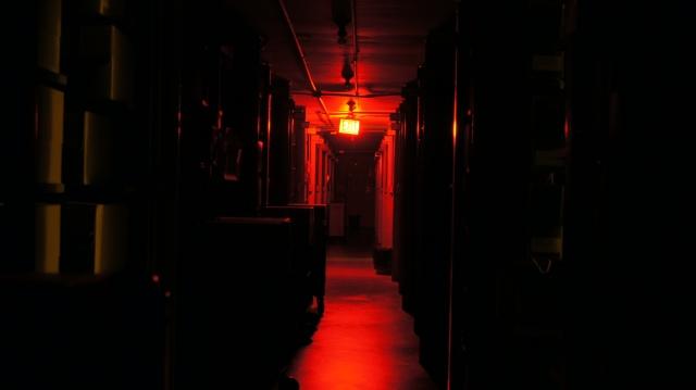 Dark Corridor Stack Two
