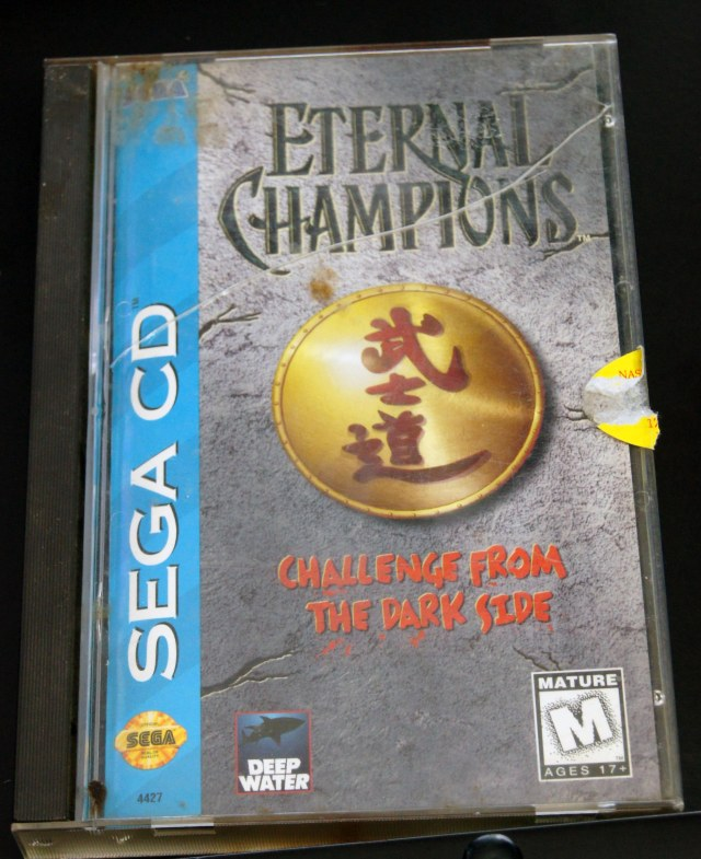 Eternal Champions CD