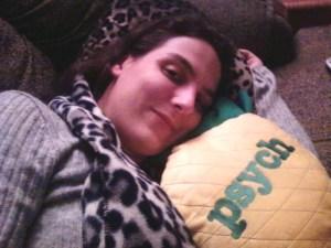 Psych pillow