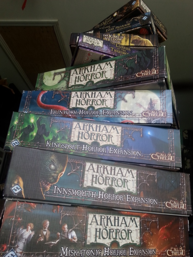Mighty Tower of Arkham Horror