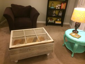 Coffee table upcycled marketplace