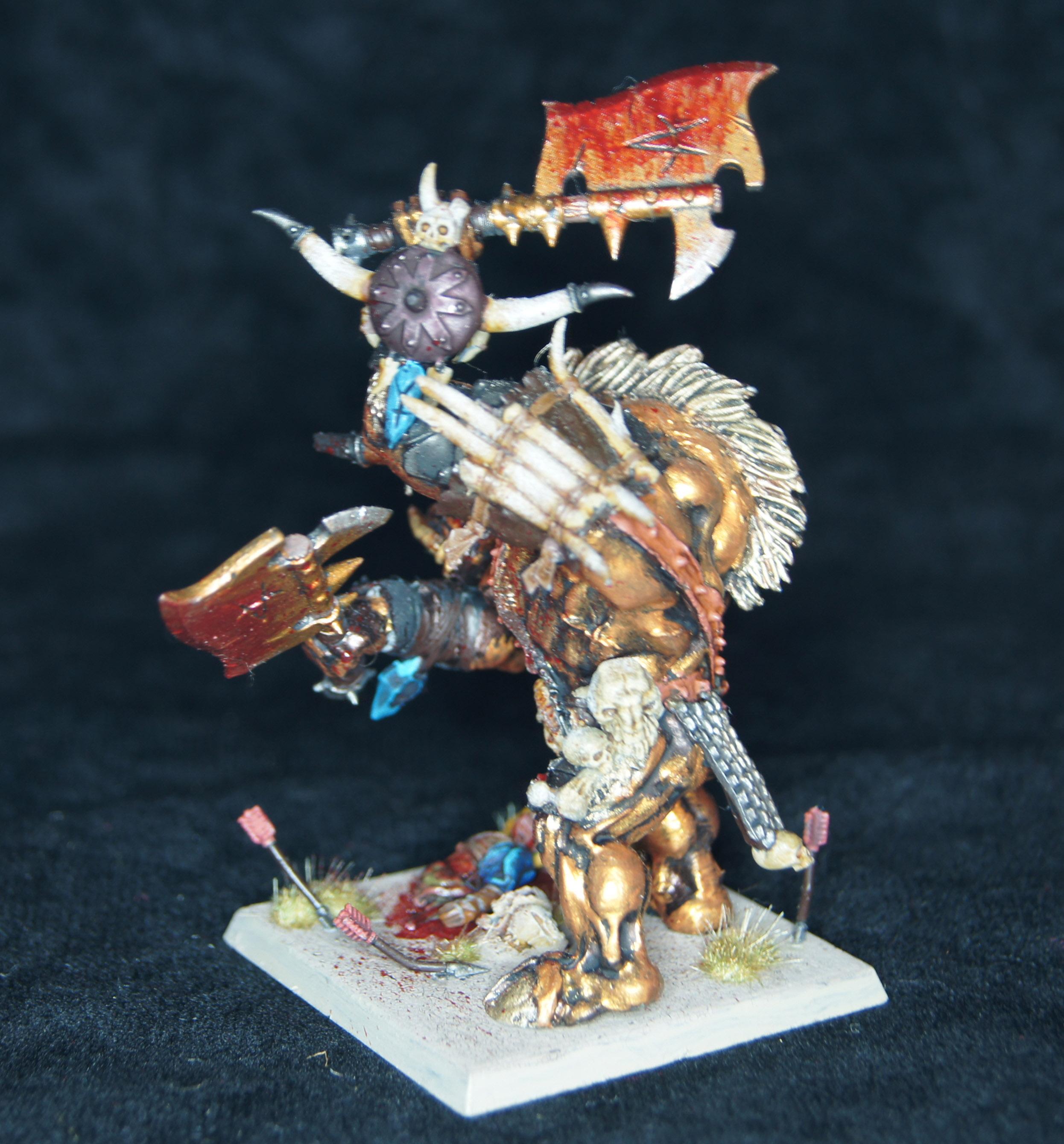 Warhammer Rescues: Taurox the Brass Bull – Revenant