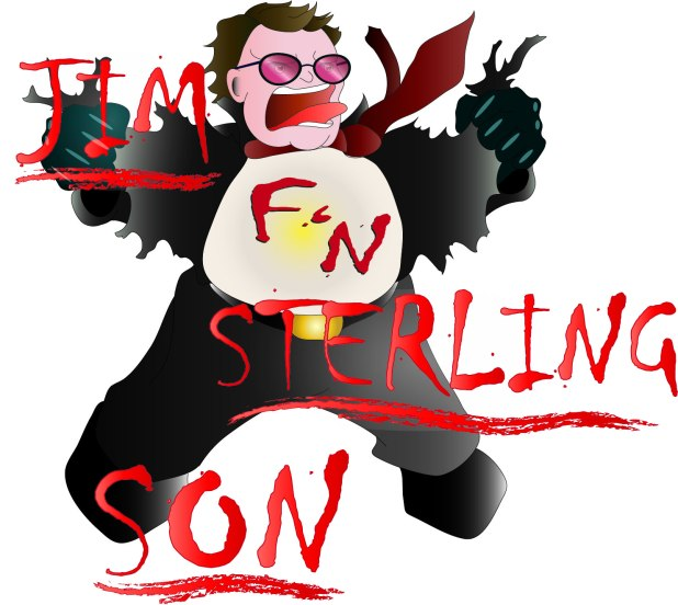 Jim Sterling Cartoon