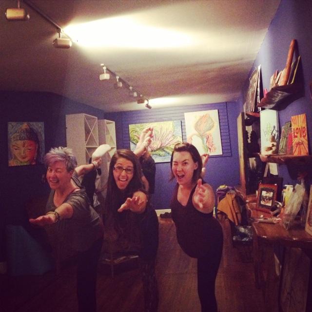 Jessica Boehm, Hot Yoga House