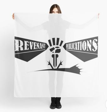 Revenant Publications scarf