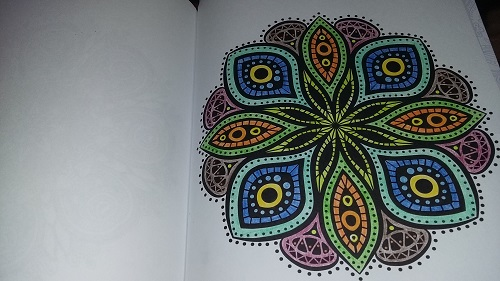 Adult Coloring Cool
