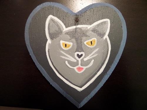 Raz cat ornament