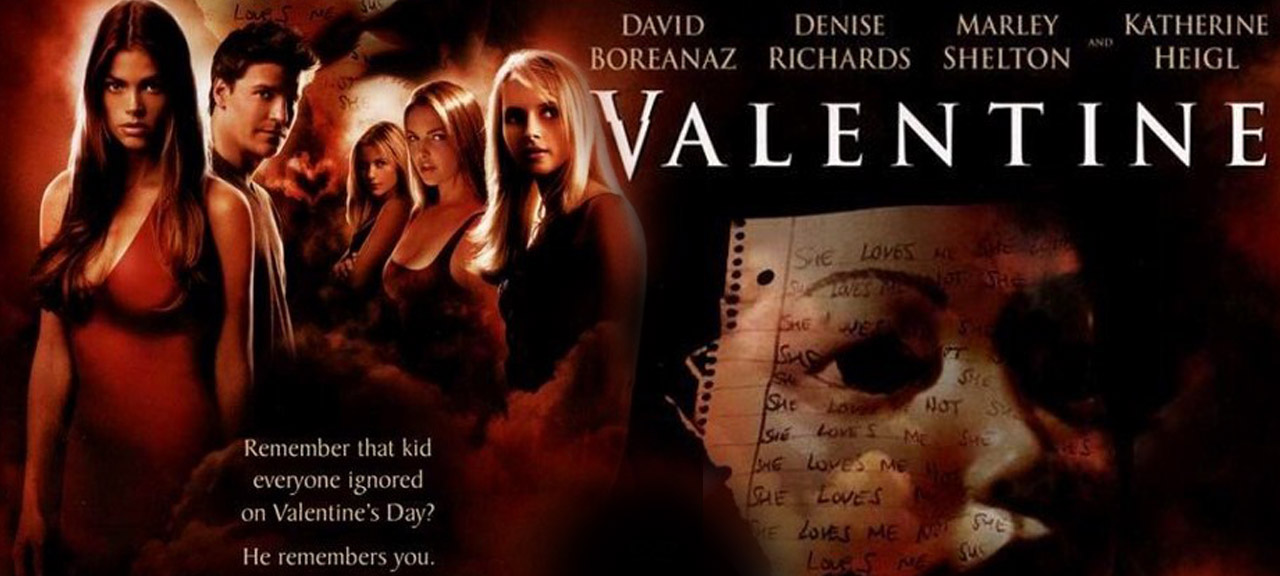 Valentine 2001: 14 Reasons Why Itu0027s A Solid Slasher Movie ...   Valentine