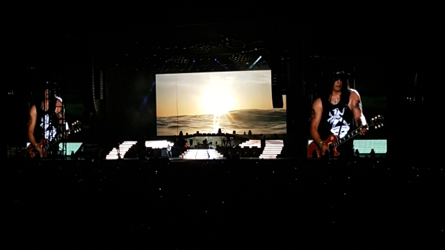 It's not the same GnR without Slash...